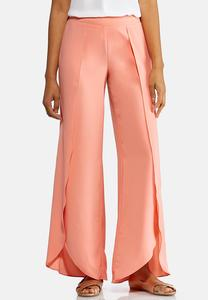 Solid Tulip Pants