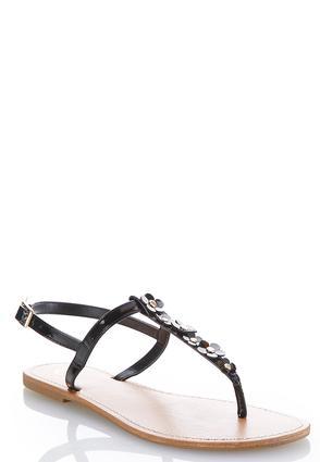 Flower Slingback Sandals | Tuggl