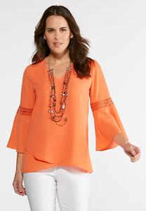 Layered Poet Top