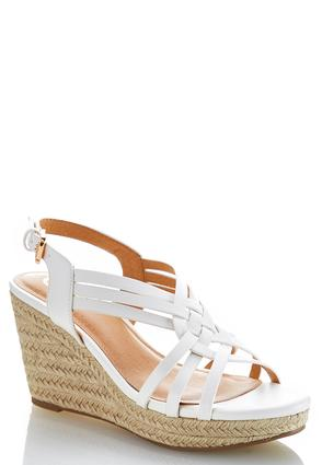 Woven Band Rope Wedges | Tuggl
