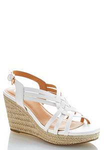 Woven Band Rope Wedges