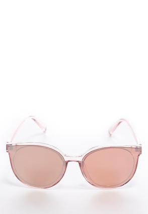 Mod Round Sunglasses | Tuggl