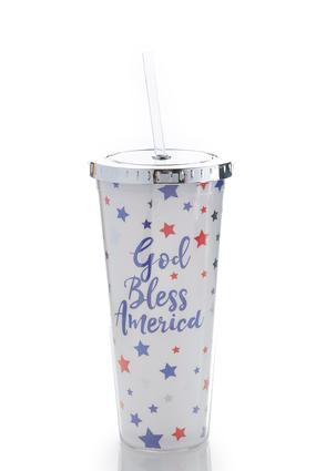 America Tumbler Water Bottle | Tuggl
