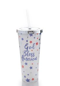 America Tumbler Water Bottle