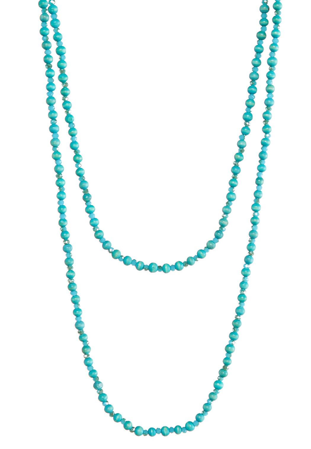 Blue Bead Necklace Set Necklaces Cato Fashions - How to create a commercial invoice online bead stores