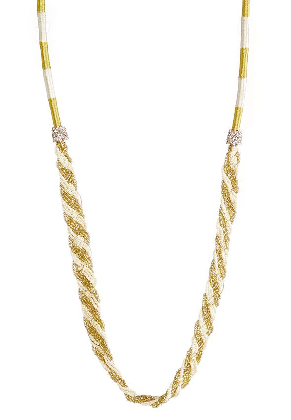 Braided Seed Bead Necklace Necklaces Cato Fashions - How to create a commercial invoice online bead stores