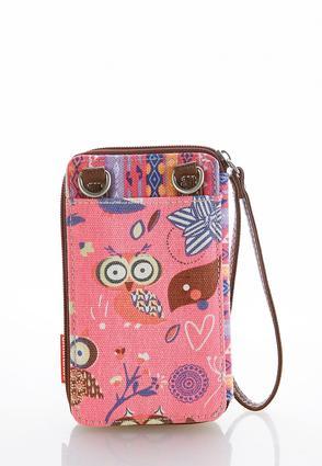 Owl Crossbody Wallet | Tuggl