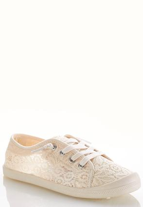 Lace Sneakers | Tuggl