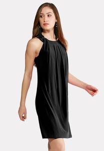 Cleo Neck Shift Dress