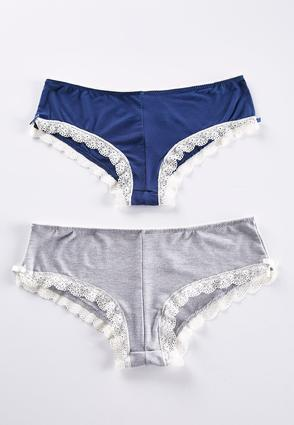 Plus Size Lace Trim Panties at Cato in Brooklyn, NY | Tuggl
