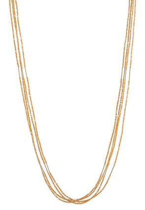 Long Rondelle Bead Necklace at Cato in Brooklyn, NY | Tuggl
