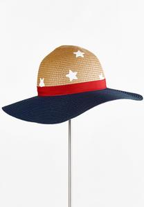 Patriotic Floppy Hat