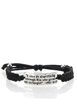 Philippians Pull-String Bracelet | Tuggl