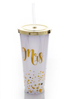 Mrs Tumbler Water Bottle | Tuggl