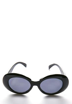 Oval Mod Sunglasses | Tuggl