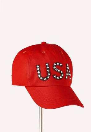 Americana Baseball Hat | Tuggl