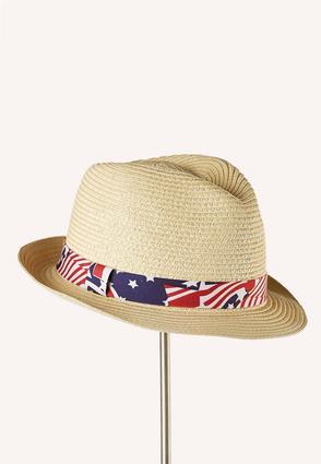 Patriotic Fedora Hat | Tuggl