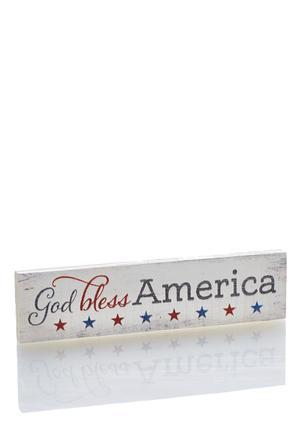 God Bless America Magnet | Tuggl