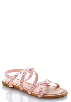 Embellished Slingback Sandals at Cato in Brooklyn, NY | Tuggl