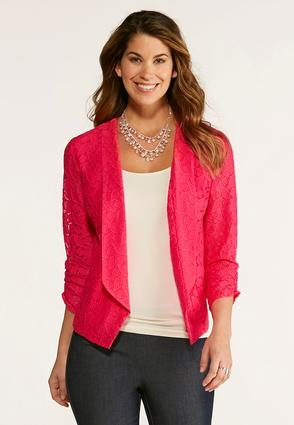 Pink Lace Blazer at Cato in Brooklyn, NY | Tuggl