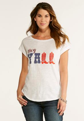 Plus Size Country Girl Tee