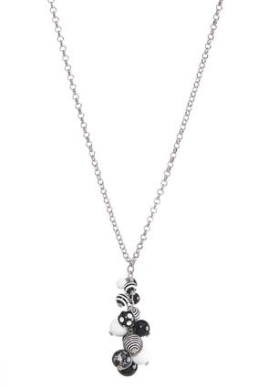 Cluster Ball Pendant Necklace at Cato in Brooklyn, NY | Tuggl