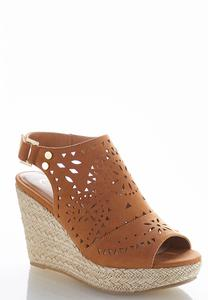 Laser Cut Rope Wedges