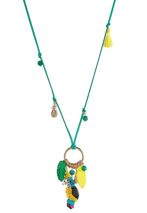 Toucan Cluster Pendant Necklace at Cato in Brooklyn, NY | Tuggl