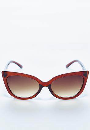 Coffee Bean Cateye Sunglasses | Tuggl