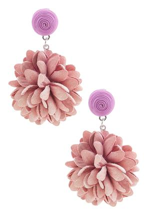 Flower Bloom Dangle Earrings at Cato in Brooklyn, NY | Tuggl