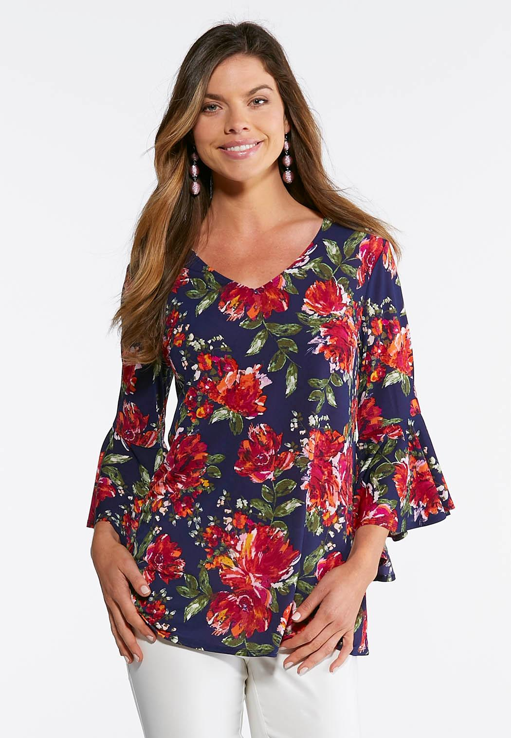 58b7deaed20 Cato Plus Size Clearance Tops