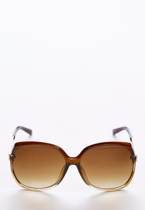 Oversized Square Sunglasses | Tuggl