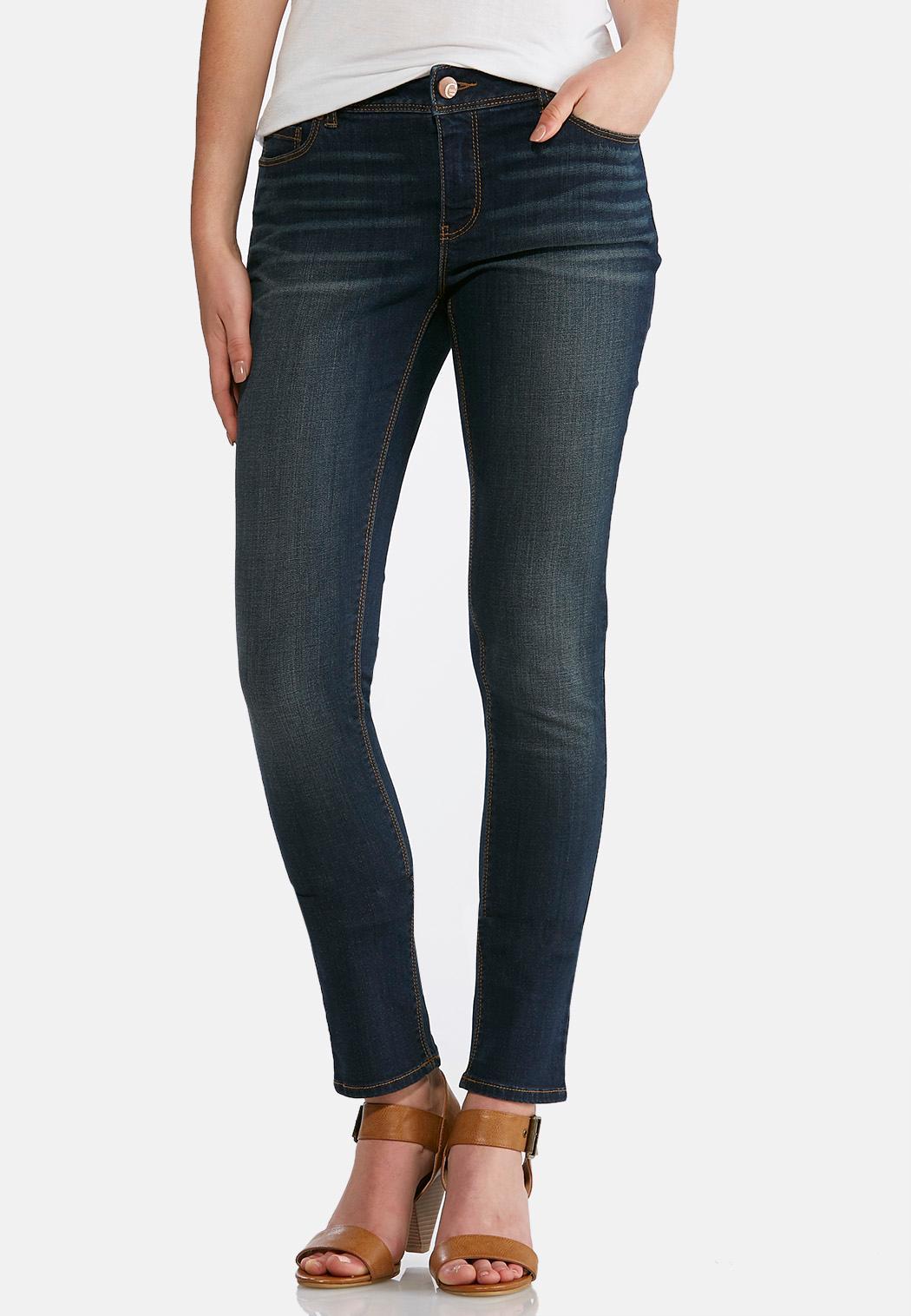 Rinse Wash Skinny Jeans