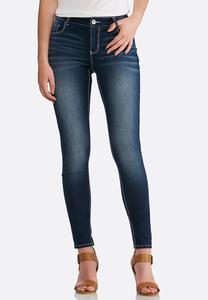 Dark Wash Jeggings