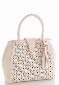 Laser Cut Satchel
