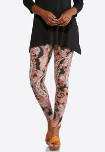 Pepper Paisley Leggings