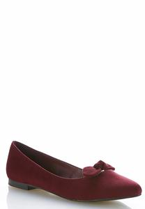 Knotted Bow Flats