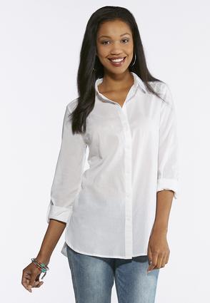 White Button Down Shirt | Tuggl