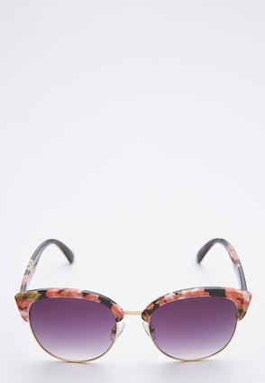 Floral Rim Sunglasses | Tuggl