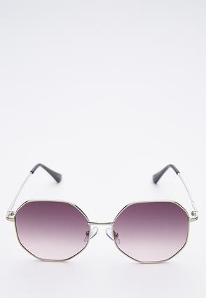 Hexagon Sunglasses | Tuggl