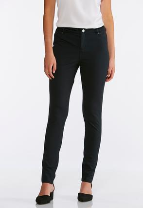 Essential Ponte Skinny Pants | Tuggl