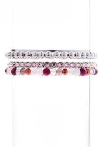 Mixed Wine Bangle Set