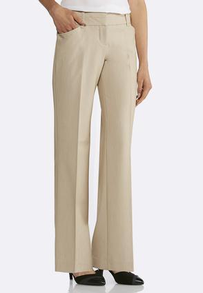 Petite Contemporary Fit Trouser Pants | Tuggl