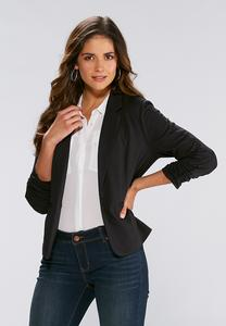 Neutral Ponte Blazer