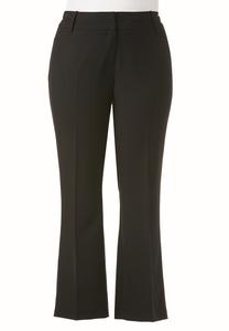 Plus Extended Curvy Shape Enhancing Trousers