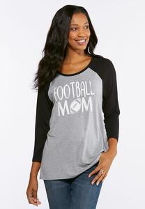 Football Mom Top