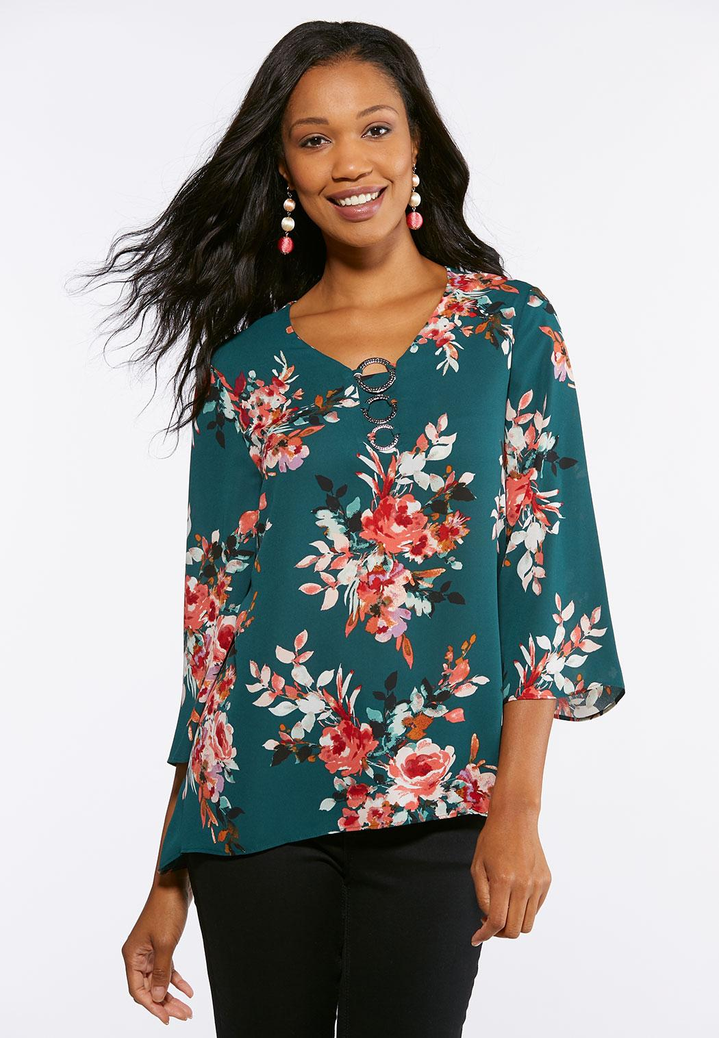Cato Plus Size Clearance Tops Anlis
