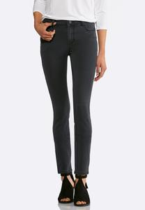 Dark Gray Jeggings