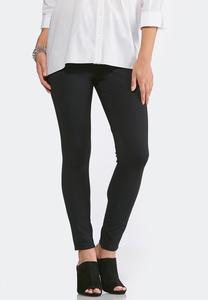 Piped Ponte Leggings