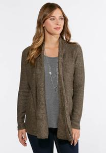 Walnut Cardigan Sweater